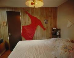 Timothy Hursley, Girls Room, Chicken Ranch, Pahrump, Nevada, Dye Transfer Print