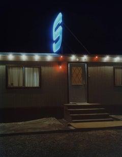 Sheri's Ranch, Pahrump, Nevada, limited edition documentary Dye Transfer print