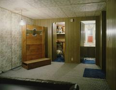 Timothy Hursley, Dominance Room, Salt Wells Villa, Fallon, Nevada, 1987/1990