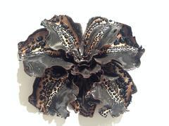 Primordial Garden B6, Biomorphic Ceramic Sculpture