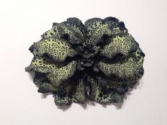Christopher Adams, Primordial Garden J6, Ceramic sculpture, 2015
