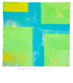 Jim Holl, Energy Makes Matter 5.20.18, ink on handmade paper