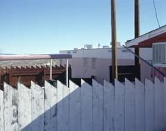 Timothy Hursley, Bobbie's Buckeye Bar, Tonopah, Nevada, Dye Transfer Print, 1987