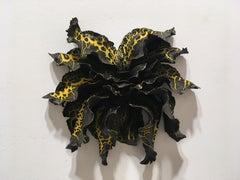 Christopher Adams, Untitled, Biomorphic ceramic sculpture, 2016