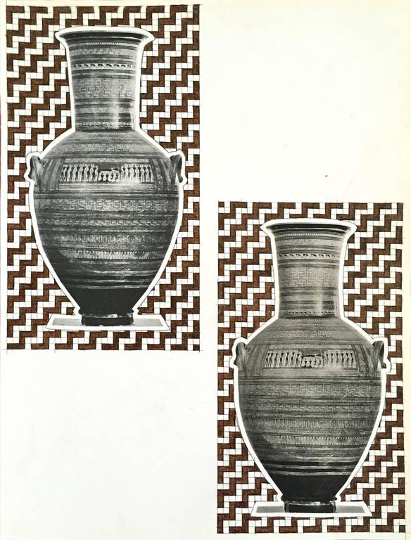 Matthew Craven Abstract Drawing - VESSELS