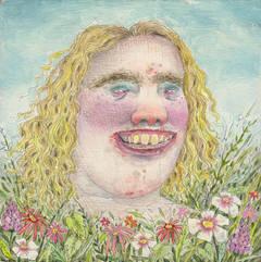 Blonde Perm Bumpkin