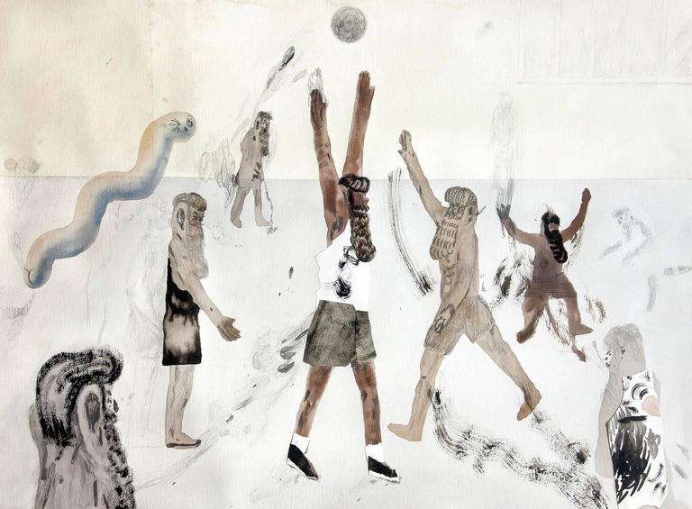 Basketball Practice V