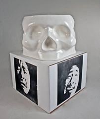 Skulls of Emotion-Delight, Anger, Sorrow, Pleasure