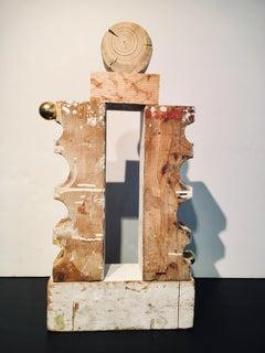 Sculpture; 'Rig III'