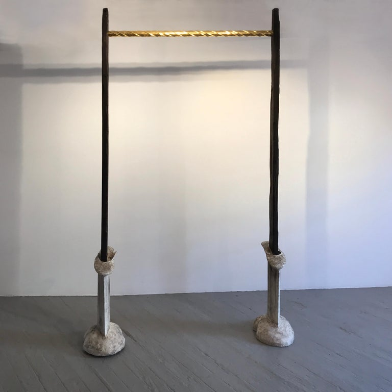 Sculpture; 'Portal'