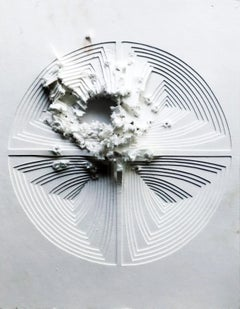 Sculptural: 'Gunshot Two'