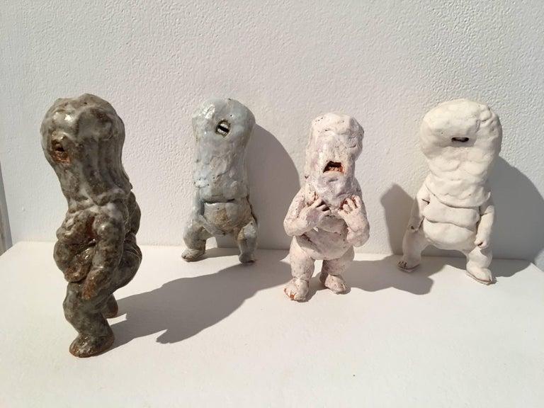 Enfant Terrible - Sculpture by Kenjiro Kitade