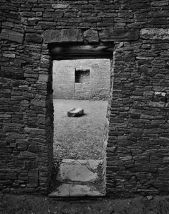 "4"" x 5"" Photography; 'Chaco Room 6'"