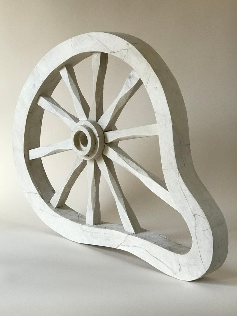 Sculpture; 'Wheel'