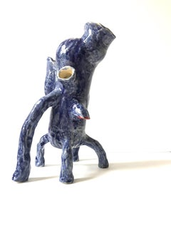 Abstract Sculpture; 'Creature Medium No. 10'