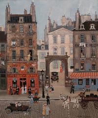 Rue des Archives