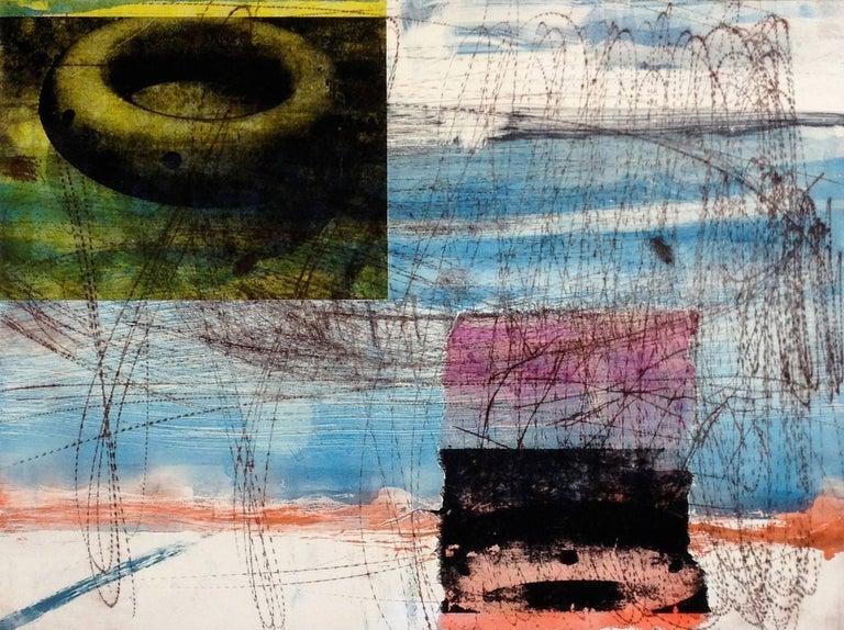 Roxanne Faber Savage - Lake Series No. 7 1