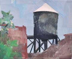 NYC  Watertower