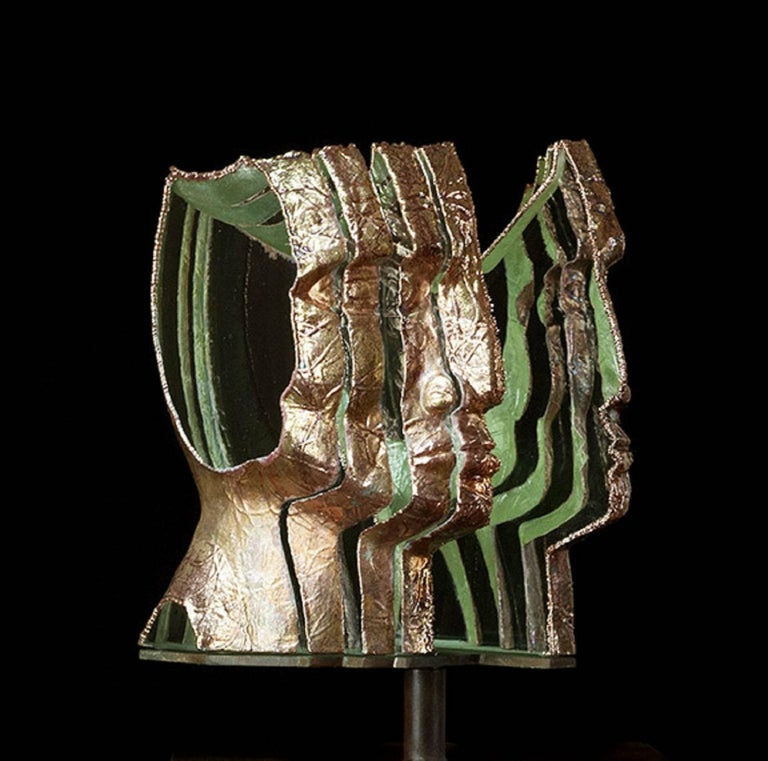 Louis Sclafani Figurative Sculpture - Loredano