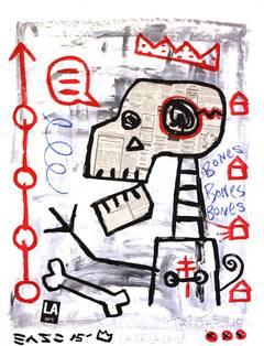 """Safety Focused"" - Original Gary John Street Art"