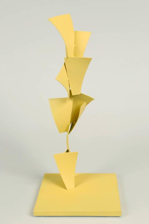 Brunswick - Abstract Geometric Sculpture by Gareth Griffiths