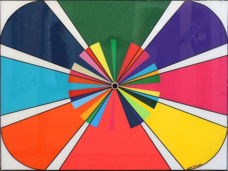 Rainbow Fan VI
