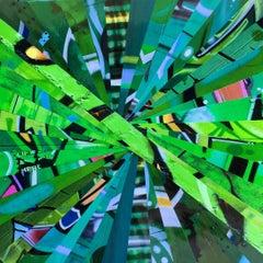 Warp Speed Green