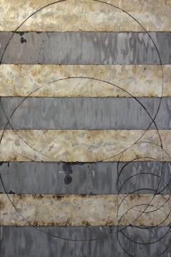 Equilibrium - Original Modern Mixed Media Artwork