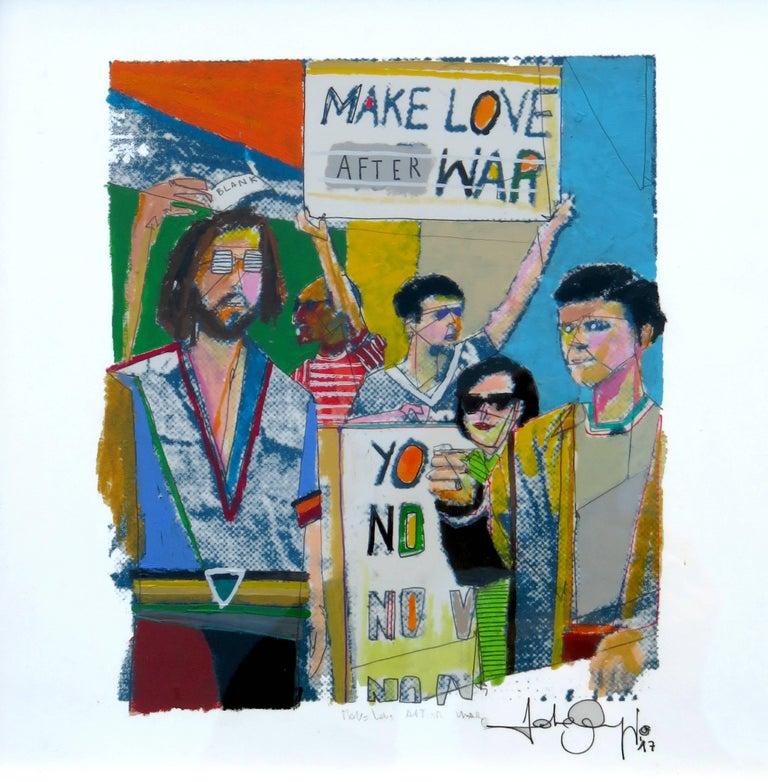 Fabio Coruzzi - Make Love After War 1