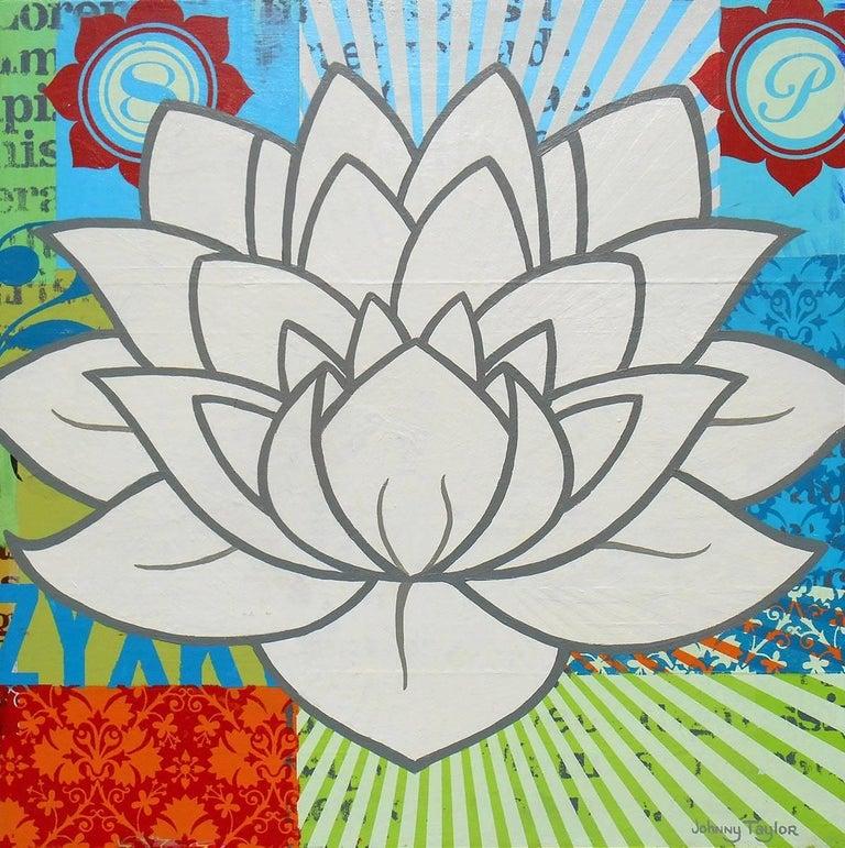 Johnny Taylor - Lotus Flower  1