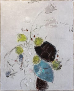AWH 161 - Original Figurative Abstract Still Life Oil Painting