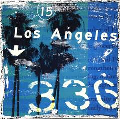 Los Angeles Blue Skies