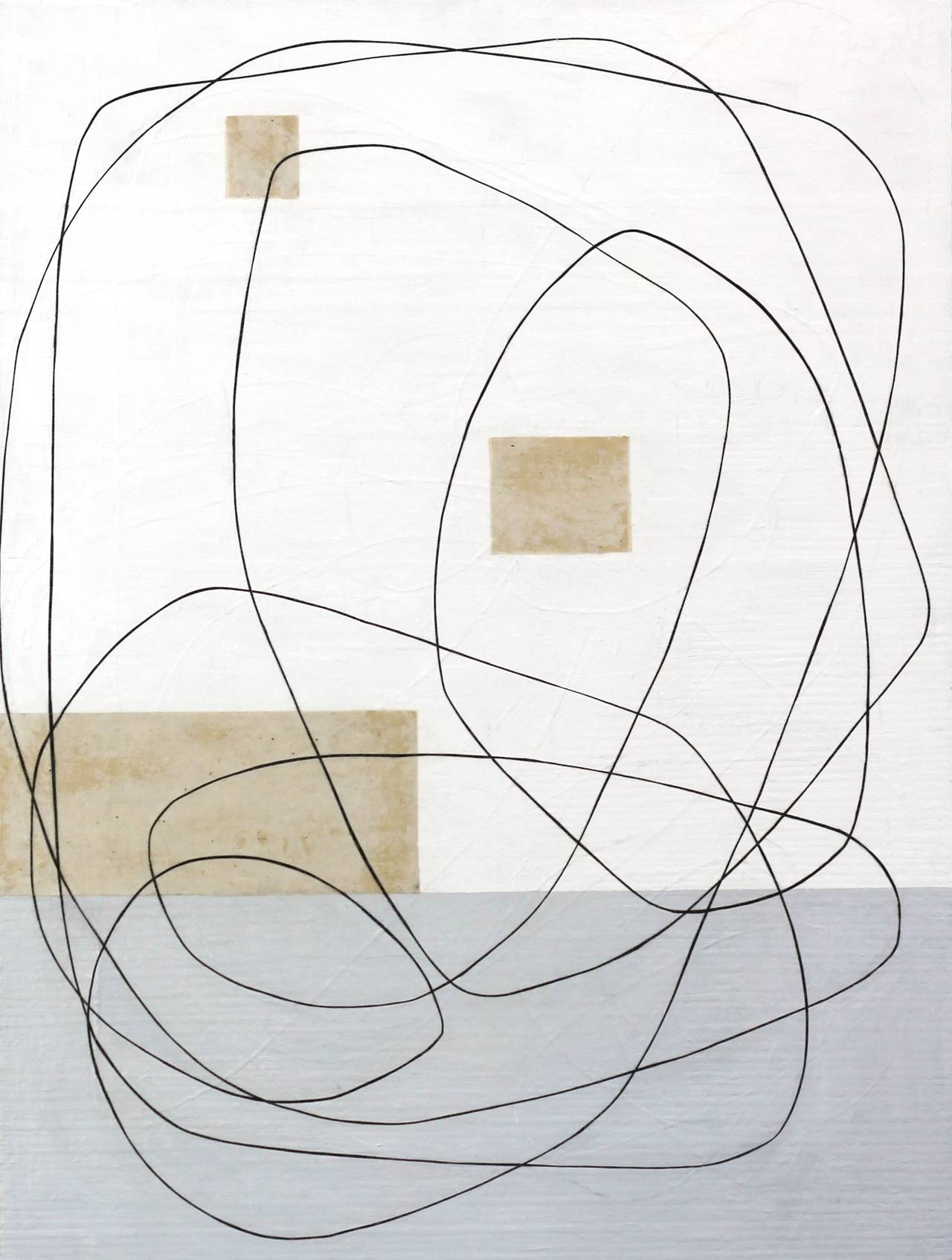 Maura Segal Abstract Painting - Essex