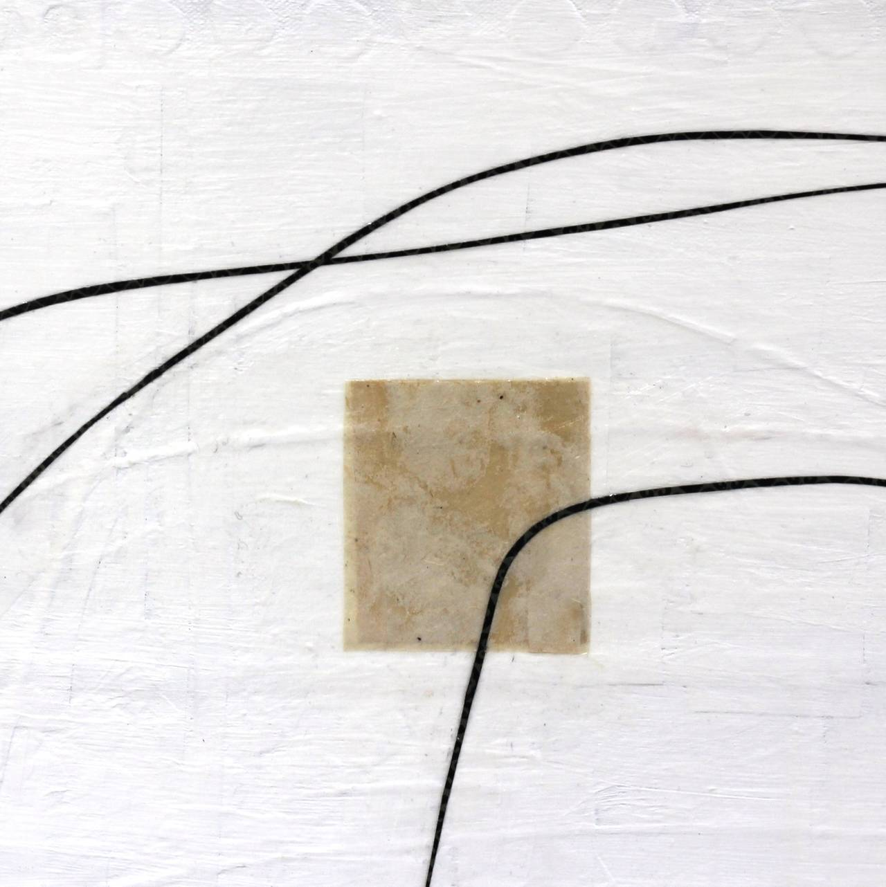 Essex - Abstract Painting by Maura Segal