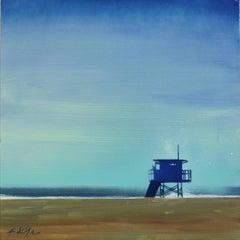 Blue Tower Blue Sky