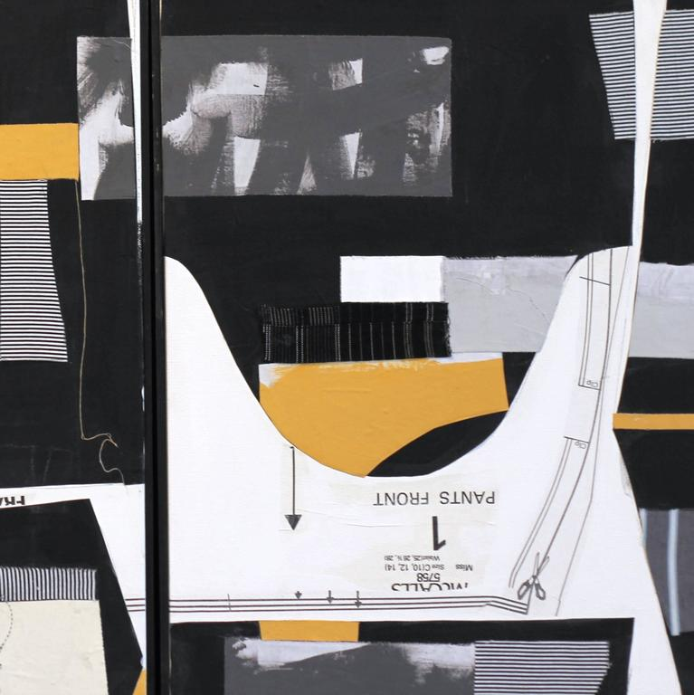 Deconstructed No.10 (Diptych) For Sale 3