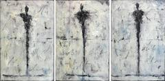 Shadows and Song (triptych)