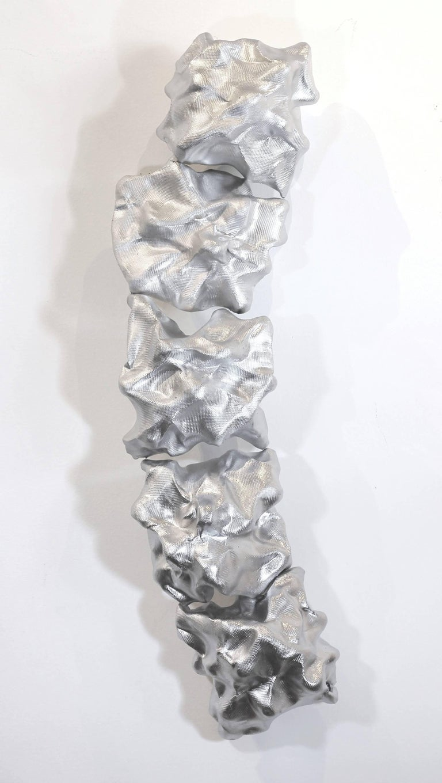 Atticus Adams Abstract Sculpture - Cloud Chain