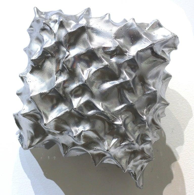 Atticus Adams Abstract Sculpture - Pillow Cloud II