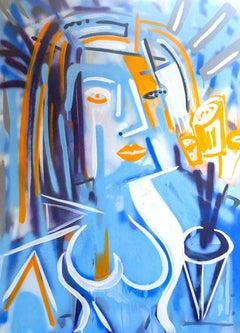 La Blue Belle
