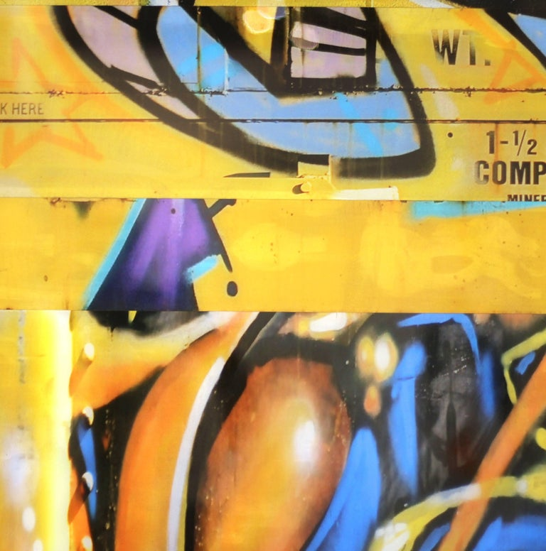 Sun King (diptych) For Sale 3