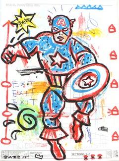 Go Captain America!