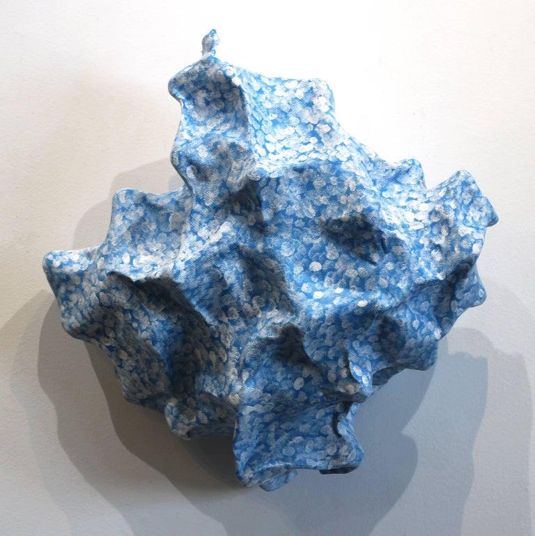 Atticus Adams Abstract Sculpture - Cloudy Cloud II