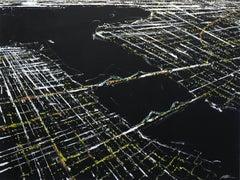 East Side New York Aerial