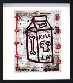 Spoiled Milk (framed)