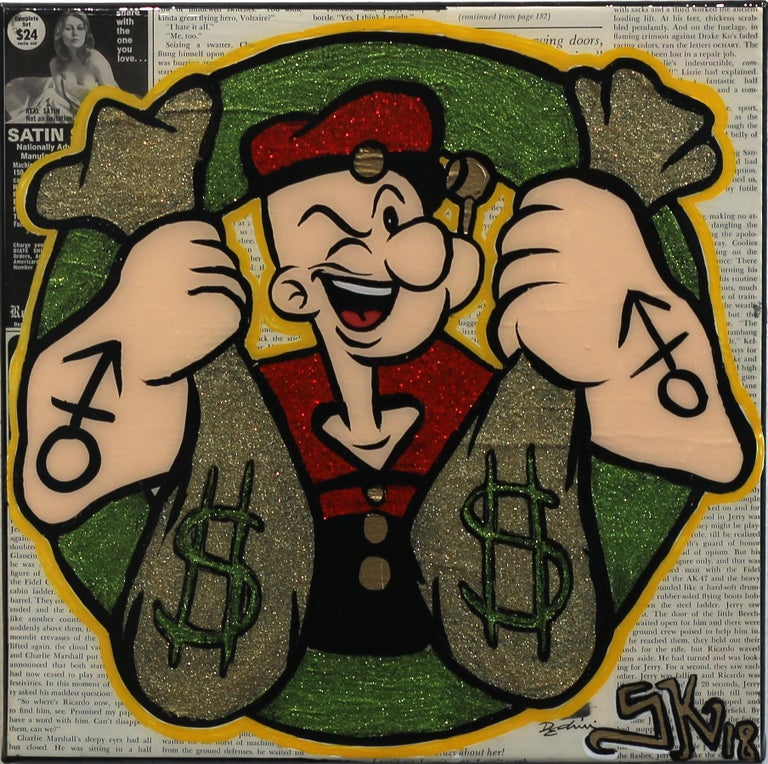 Popeye Getz The Bag