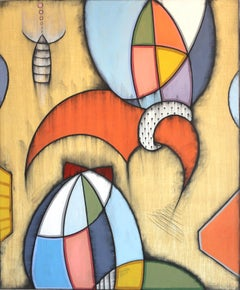 Who Painted the Condo?  - Large-Scale Original Artwork - Ready to Hang