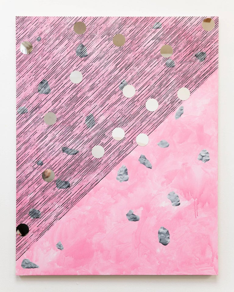 Emily Joyce Abstract Painting - Pantomime