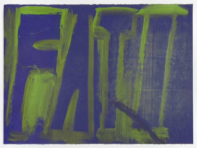 Dana Frankfort Abstract Painting - FATI