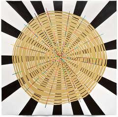 Tree Rings for Judith Pancake (Gold) 4